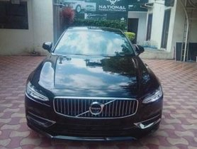 Volvo S90 D4 Inscription AT 2018 in Hyderabad