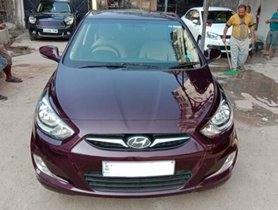 Hyundai Verna 2011-2015 1.6 SX VTVT MT in Kolkata
