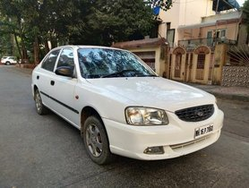 Used 2002 Hyundai Accent Version GLS 1.6 ABS MT for sale in Mumbai