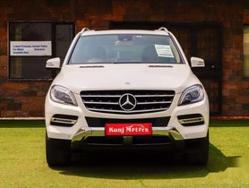 Mercedes Benz M Class 2015 AT for sale in Gurgaon