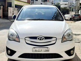 Used Hyundai Verna Transform CRDi VGT SX ABS MT 2010 in Bangalore