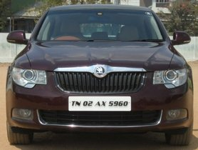 Skoda Superb 2009-2014 Ambition 2.0 TDI CR AT for sale in Coimbatore