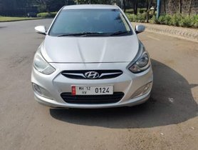 2012 Hyundai Verna 1.6 SX MT for sale at low price in Pune