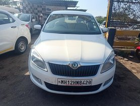 2012 Skoda Rapid 1.6 TDI Ambition MT for sale at low price in Pune