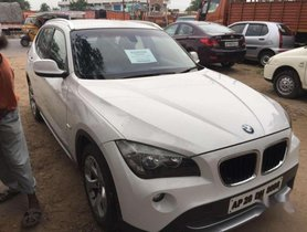 BMW X1 sDrive20d, 2011, Diesel AT for sale in Hyderabad