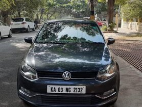 Volkswagen Polo Petrol Highline 1.2L 2017 MT for sale in Bangalore