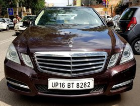 Mercedes-Benz E-Class 2009-2013 E250 CDI Blue Efficiency AT for sale in New Delhi