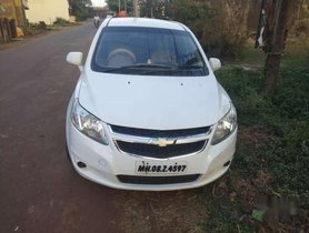Used 2013 Chevrolet Sail MT for sale in Kolhapur