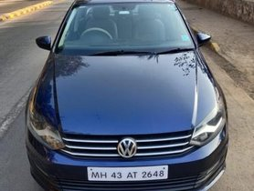 Used Volkswagen Vento 1.5 TDI Comfortline AT 2015 in Mumbai