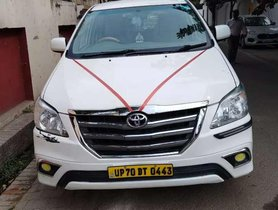 Used 2013 Toyota Innova MT for sale in Allahabad