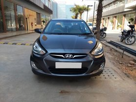 Hyundai Verna 2011-2015 1.6 SX VTVT (O) MT for sale in Gurgaon