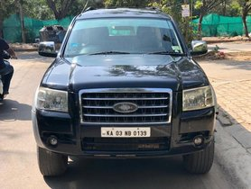 Used 2008 Ford Endeavour 4x2 XLT MT for sale in Bangalore