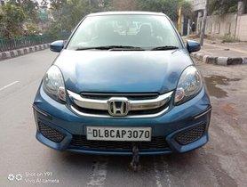 Honda Amaze 2016 MT for sale in New Delhi