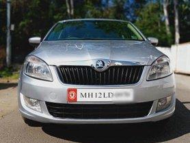 2014 Skoda Rapid 1.5 TDI Elegance MT for sale in Nashik