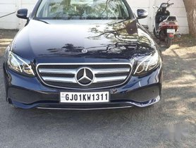 Mercedes-Benz E-Class E 220 CDI Elegance, 2019, Diesel AT for sale in Ahmedabad