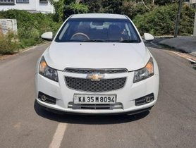 2010 Chevrolet Cruze LT MT for sale at low price in Bangalore