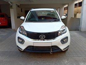 Used Tata Nexon 1.5 Revotorq XZ Plus Dual Tone MT car at low price in Hyderabad