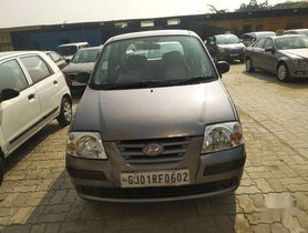 Hyundai Santro Xing GLS, 2014, Petrol MT for sale in Ahmedabad