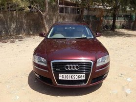 Used Audi A8 AT for sale in Ahmedabad