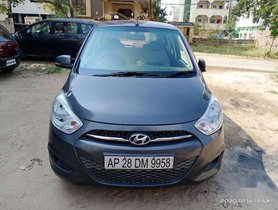 Hyundai i10 Sportz 2012 MT for sale in Hyderabad