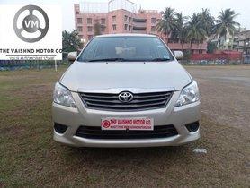 Toyota Innova 2.5 GX (Diesel) 7 Seater BS IV MT for sale in Kolkata