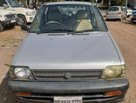 Used 2010 Maruti Suzuki 800 MT for sale in Bhopal