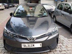 Toyota Corolla Altis D-4D J MT 2017 in New Delhi