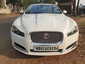 Jaguar XF Diesel 2014 AT for sale in Kolkata