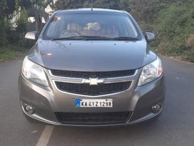 Chevrolet Sail Hatchback Petrol LS ABS MT 2013 in Bangalore