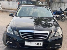Mercedes-Benz E-Class E350, 2010, Petrol AT for sale in Hyderabad