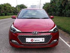 Hyundai Elite i20 1.2 Asta MT for sale in Hyderabad