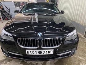 Used BMW 5 Series AT 2007-2010 car at low price in Bangalore