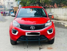 Used Tata Nexon 1.2 Revotron XM 2019 AT for sale in Ghaziabad