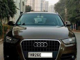 Audi Q3 2.0 TDI Quattro AT for sale in Gurgaon