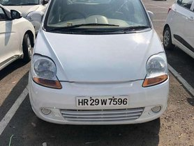 Used Chevrolet Spark 1.0 2010 MT for sale in Chandigarh