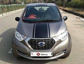 Used Datsun Redi Go, 2017, Petrol MT for sale in Noida