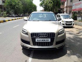 Used 2010 Audi Q7 AT for sale in Ahmedabad