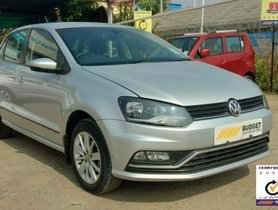 Used Volkswagen Ameo Version 1.2 MPI Highline MT car at low price in Pune