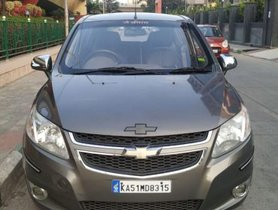 Used 2013 Chevrolet Sail Hatchback  1.3 TCDi LS MT for sale in Bangalore