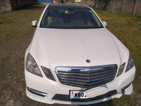 Used Mercedes Benz E Class AT for sale in New Town