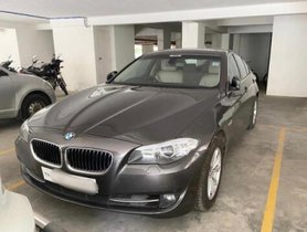 Used 2012 BMW 5 Series AT 2013-2017 for sale in Chennai