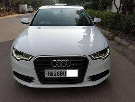 Used Audi A6 2.0 TDI Premium Plus 2012 AT for sale in Gurgaon