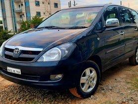 2008 Toyota Innova MT 2004-2011 for sale in Bangalore