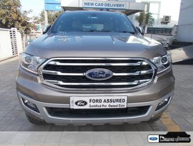 2019 Ford Endeavour 3.2 Titanium AT 4X4 for sale at low price in Jaipur