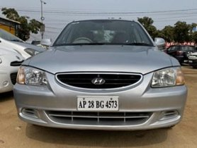 2007 Hyundai Accent GLE MT for sale in Hyderabad
