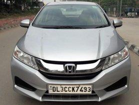 2016 Honda City i-VTEC SV MT for sale in New Delhi
