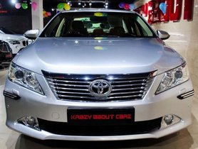 Used 2012 Toyota Camry 2.5 G AT for sale in New Delhi