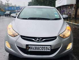 Hyundai Elantra 2015 MT for sale in Mumbai