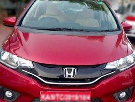 2018 Honda Jazz Version 1.5 VX i DTEC MT for sale at low price in Mysore
