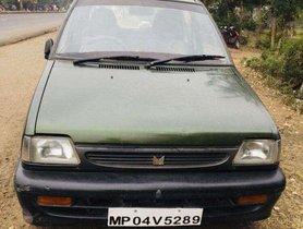 Maruti Suzuki 800 1999 MT for sale in Bhopal